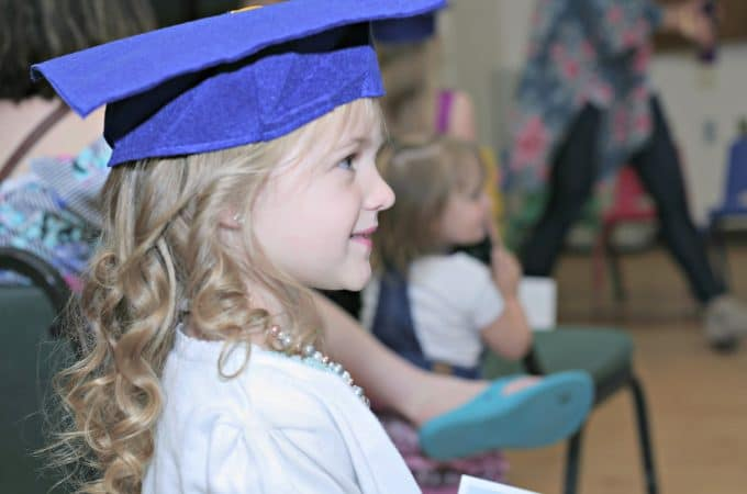 We Graduated Preschool!