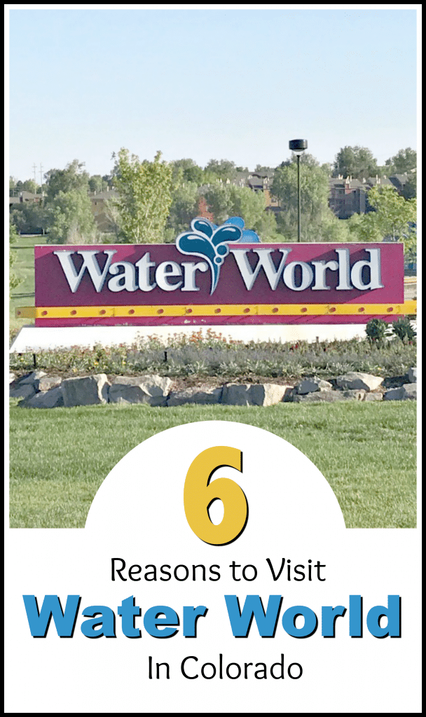 Reasons to visit Water World in Colorado, Water World food, Pharaoh's Feast, Kids rides at Water World, Bungalow Rental at Water World, Tube valet rental water world