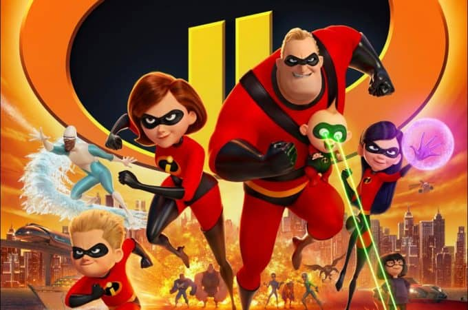 Our Favorite Reasons to See the Incredibles 2 ASAP!