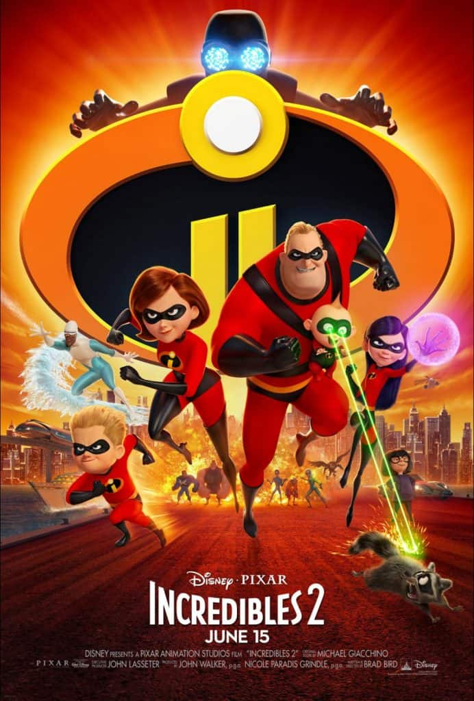 Incredibles 2 Movie, Incredibles 2 party recipes, Incredibles 2 popcorn recipes, Jack Jack cookie recipes, Incredibles 2 DVD release day, Incredibles 2 release date on blu-ray