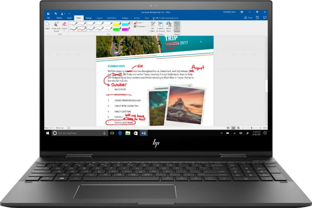HP Envy x360 specs, why to buy HP laptops, new HP laptop deals, HP Laptops and tablets, touchscreen laptops