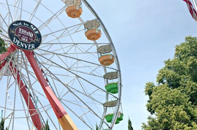 Visiting Denver? Then You Must Check Out Elitch Gardens!