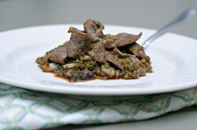 This Incredible Low Carb Beef and Riced Broccoli Will Blow Your Mind!