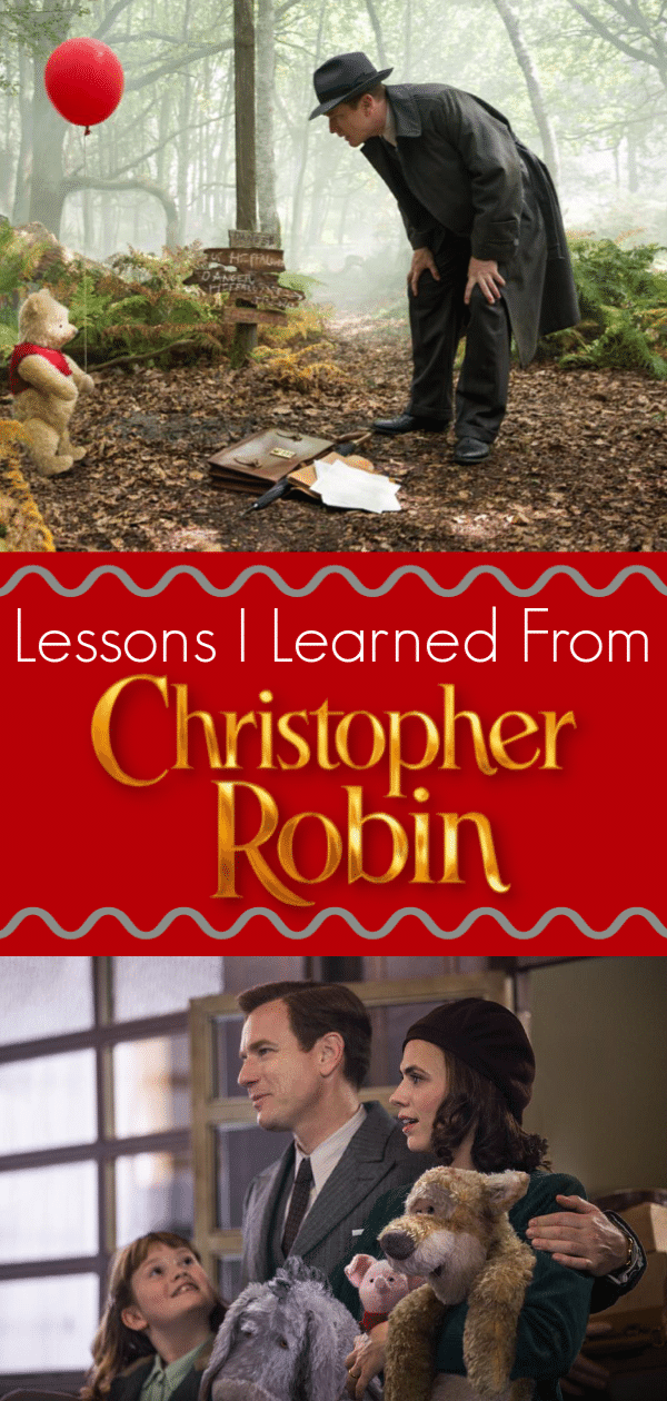 lessons learned from Christopher Robin, Christopher Robin Movie Poster, Christopher Robin Release Date, Christopher Robin Movie photos, No Spoiler review of Christopher Robin