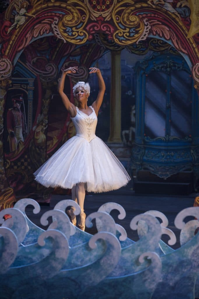 Disney's The Nutcracker, Movie poster, film images, movie trailer and synopsis