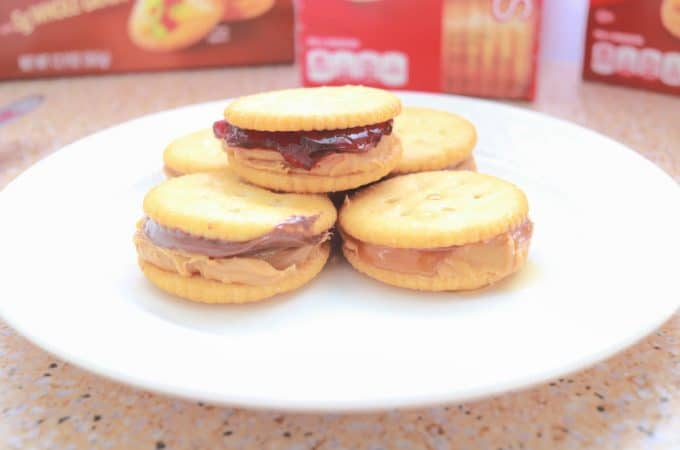 RITZ Cracker Mini Sandwiches & an INCREDIBLE DEAL!