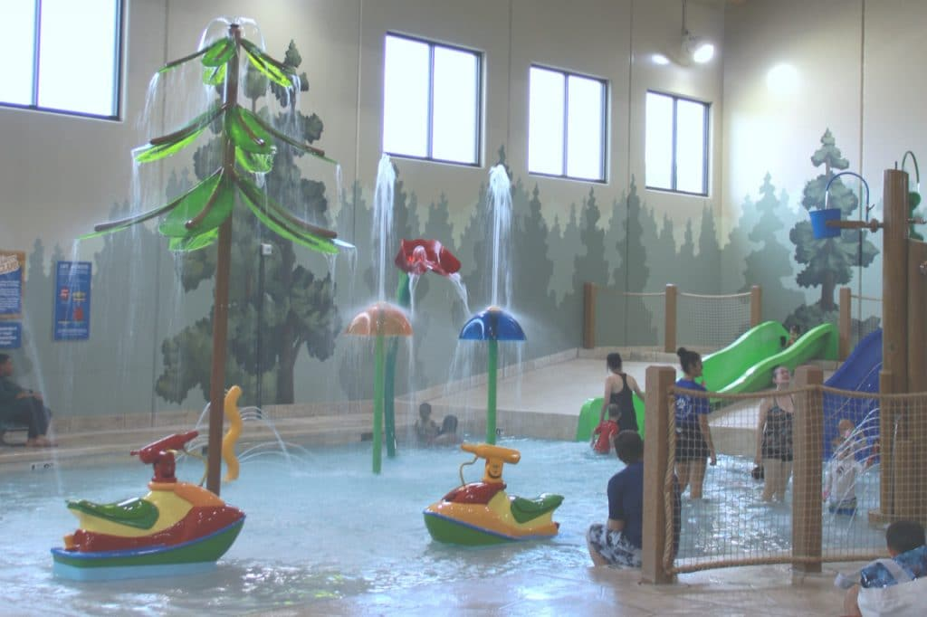 indoor water park colorado