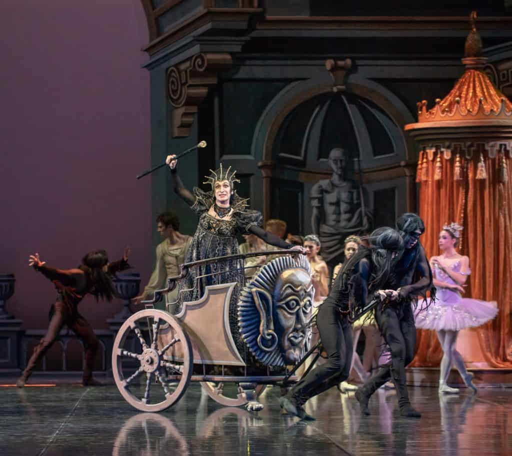 Colorado Ballet Sleeping Beauty, Sleeping Beauty Ballet, Sleeping Beauty Ballet Review, Colorado Ballet 2018 season