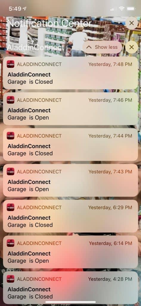Genie MachForce Connect, Genie MachForce Connect Garage Door Opener Review, How to Install Genie MachForce Connect, Installation video of Genie MachForce Connect, Features of Aladdin Connect