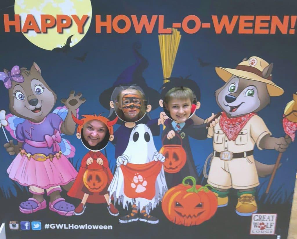 Great Wolf Lodge Halloween
