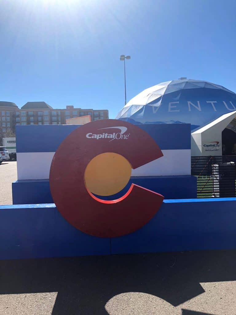 Capital One Venture Dome, Venture Dome, Colorado Travel, Travel in Colorado, Rewards Credit Card