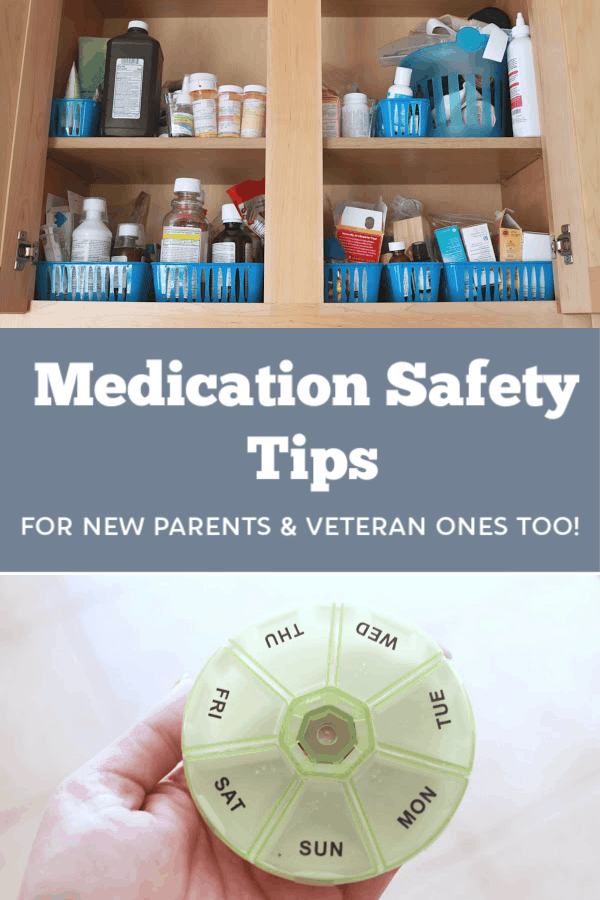 #ReadTheLabels #IC #ad Medication Safety Tips, how to childproof your medicine cabinet, easy medicine cabinet organization, how to talk to your kids about drugs, effects of loperamide, teenagers using loperamide as opiate