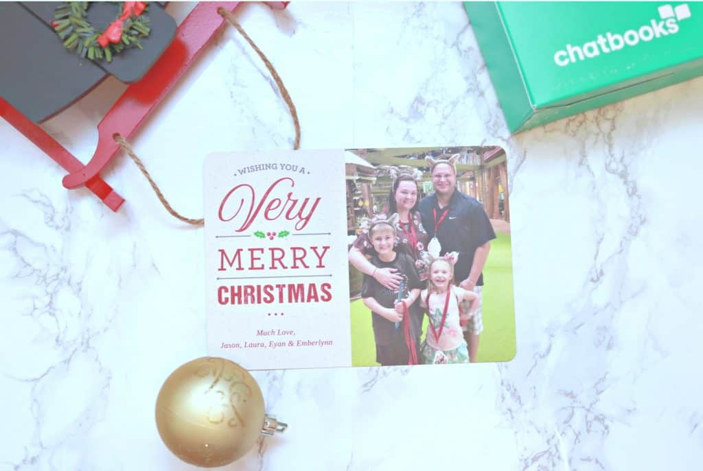 Chatbooks Holiday Cards, Chatbooks Christmas cards, chatbooks promo code, chatbooks deals, chatbooks cyber monday