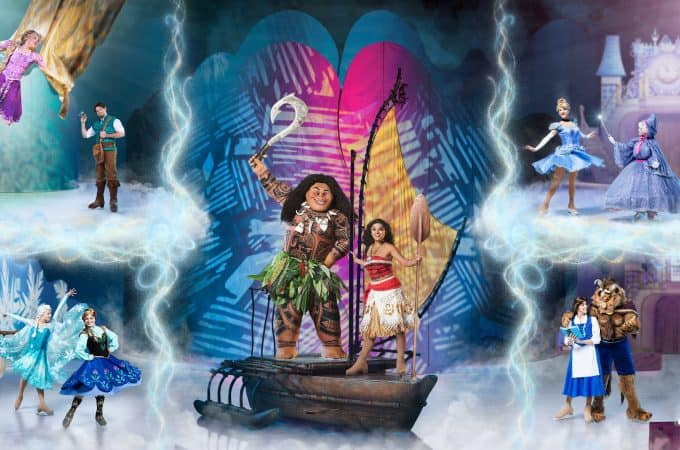 Disney On Ice Presents Dare to Dream Makes its Way Back to Denver!