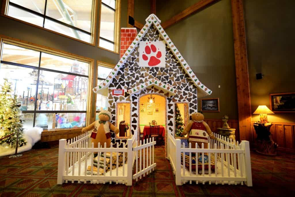 Snowland Extravaganza at Great Wolf Lodge, Great Wolf Lodge Holidays, Holiday events at Great Wolf Lodge, What to expect during the holidays at Great Wolf Lodge