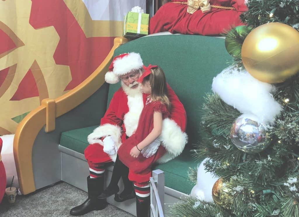 The Santa Budget