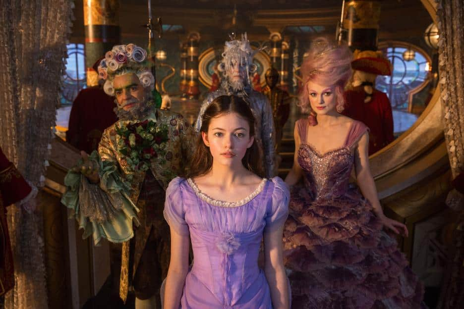 The Nutcracker and the Four Realms, Review of the Nutcracker, Review of Disneys Nutcracker