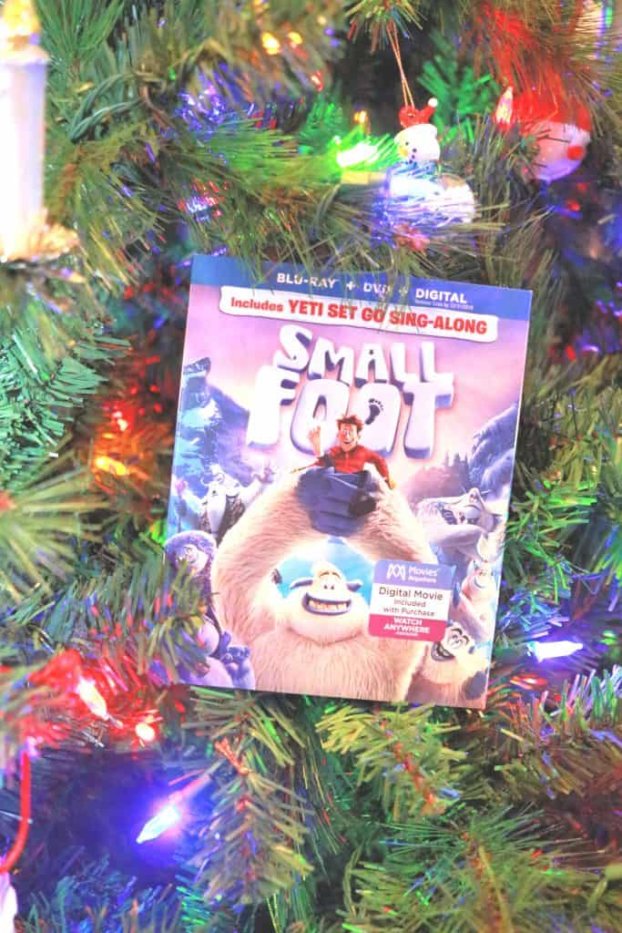 Smallfoot on DVD release date, Smallfoot release date, smallfoot movie giveaway, DVD giveaway for smallfoot movie