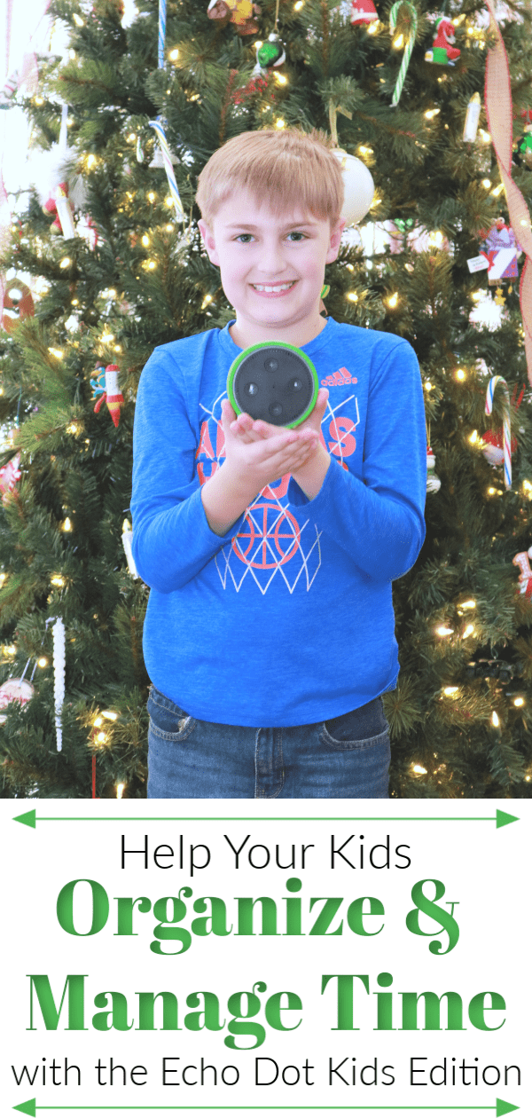 #ad #AmazonKidsandFamily #Ic @Amazon Amazon Alexa, Alexa enabled devices, Amazon devices for kids, Echo Dot Kids Edition, Alexa kids skills, virtual santa letter, track your santa letter, how to manage time and organize life, how to teach kids to manage time and be organized