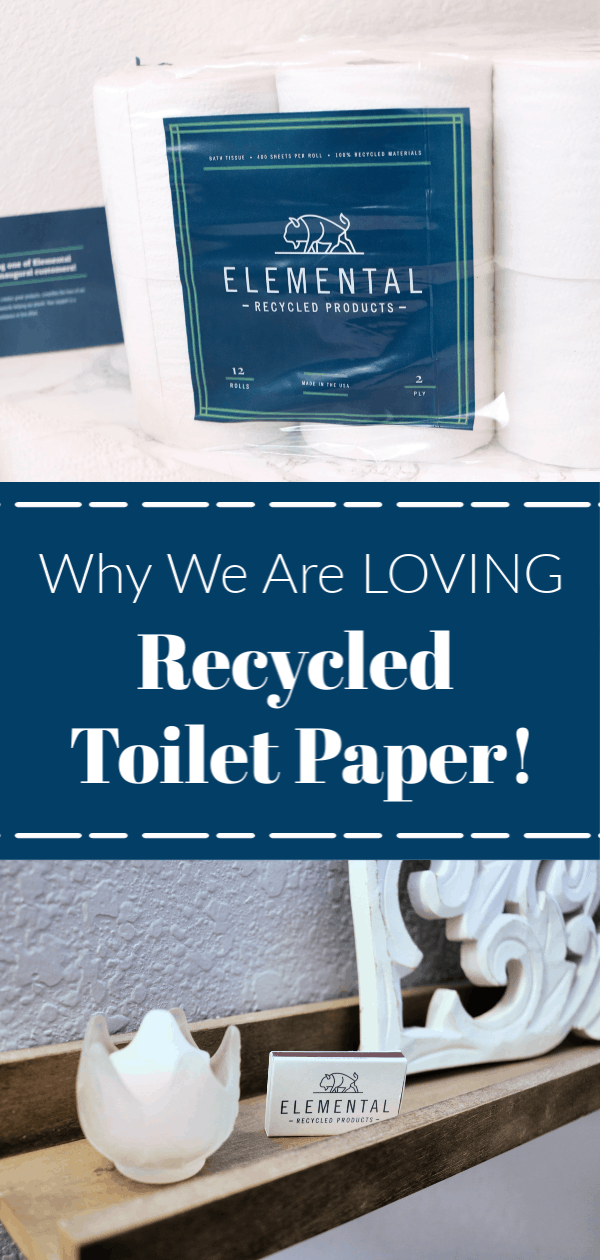 Elemental Recycled Toilet Paper, Elemental Recycled Toilet Paper giveaway, Recycled toilet paper facts, recycled toilet paper, sustainable toilet paper, rv and septic system safe toilet paper