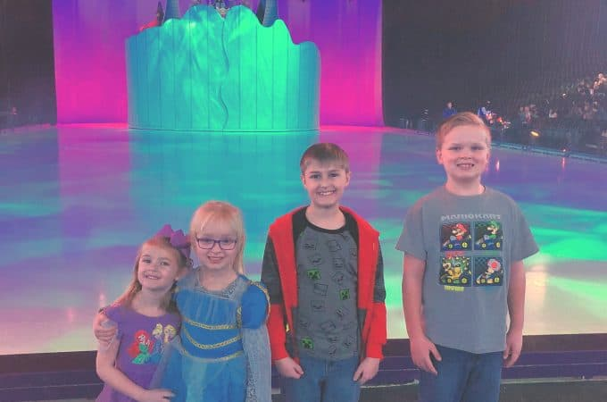 Everything You Want to Know about Disney On Ice Dare to Dream