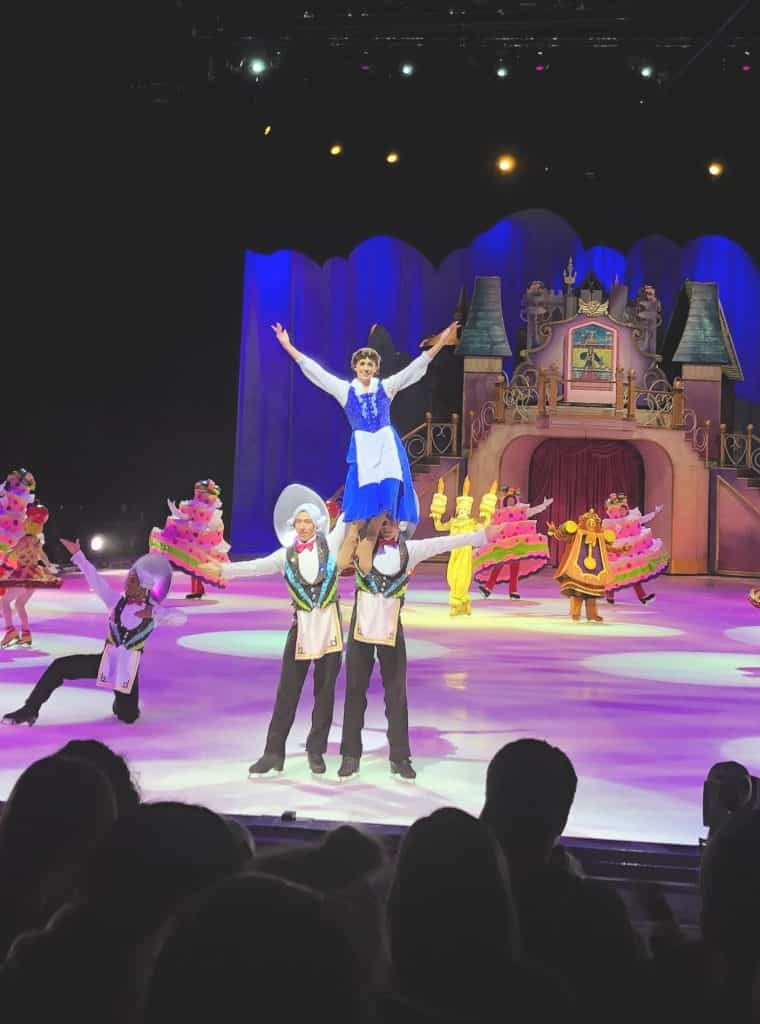 Dare to Dream, Disney on Ice, Disney on Ice presents Dare to Dream, Disney on Ice Tips, Everything you want to know about Disney on Ice Dare to Dream, Characters in Dare to Dream