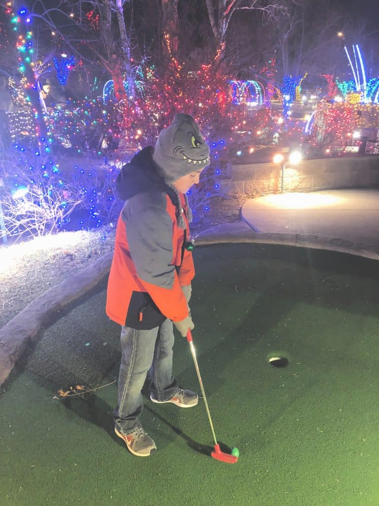Best mini golf in Colorado