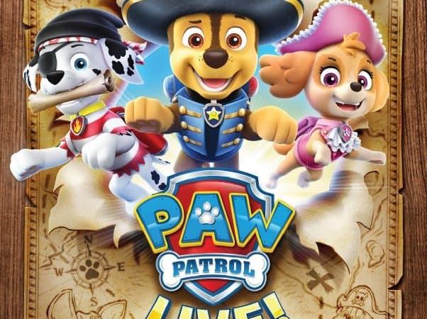 Paw Patrol Live Comes to Denver