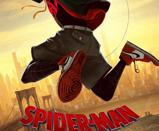 SPIDER-MAN: Into the Spider-Verse In Theaters Today