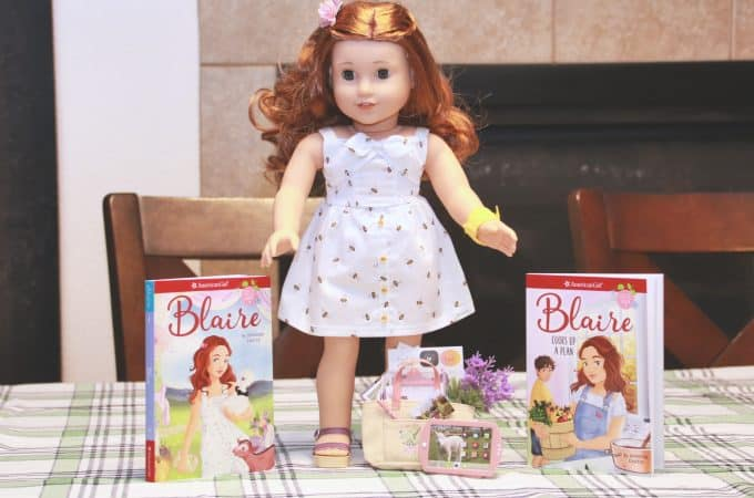 American Girl of the Year: Blaire Wilson, Her Story, Our Inspiration! #Giveaway
