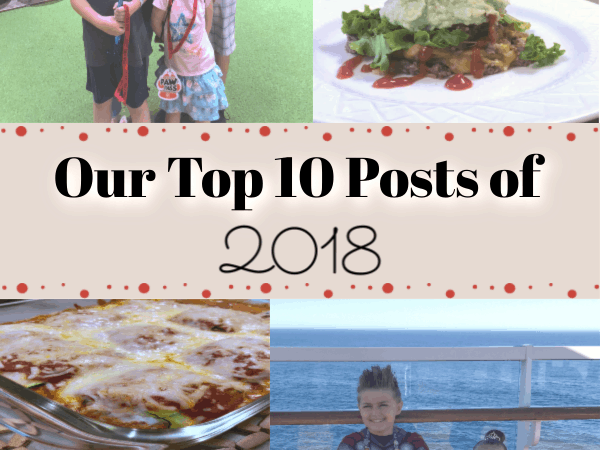 Our Top 10 Post from 2018!