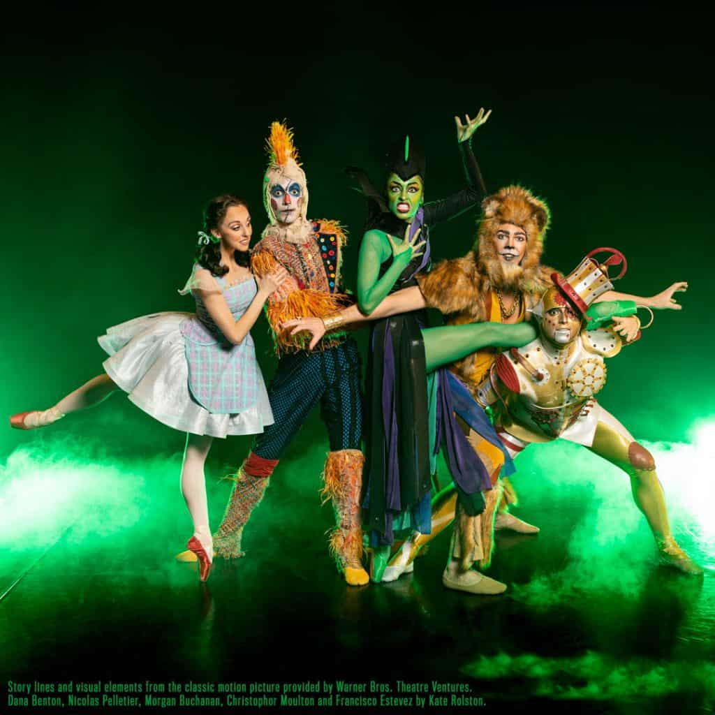 Tips for seeing the wizard of oz ballet with kids, the wizard of oz ballet, the wizard of oz ballet in colorado, colorado ballet wizard of oz, wizard of oz colorado ballet review