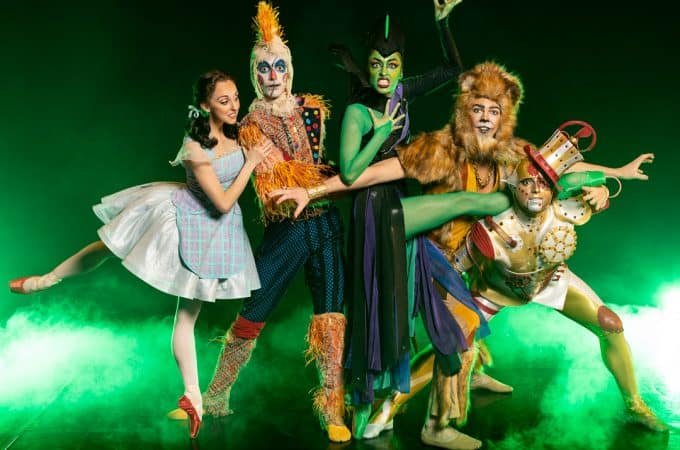 Tips for Seeing The Wizard of Oz Ballet with Kids