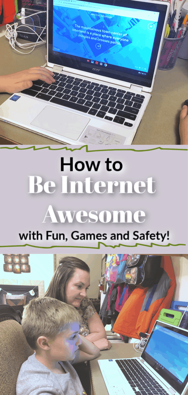 How to be internet awesome, internet safety teaching resources, internet safety lesson plans, internet safety lessons for children, how to teach internet safety, games for internet safety, safer internet day, free app for monitoring childs internet activity