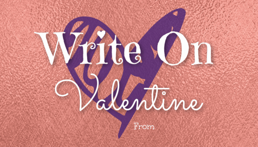 """Write On"" Valentine, Write On Valentine, Pencil Pun Valentines, Free Printable pencil valentine, non candy valentine idea, cheap printable valentine idea, valentines for classes, valentines for 3rd grade, valentines for kindergarten"
