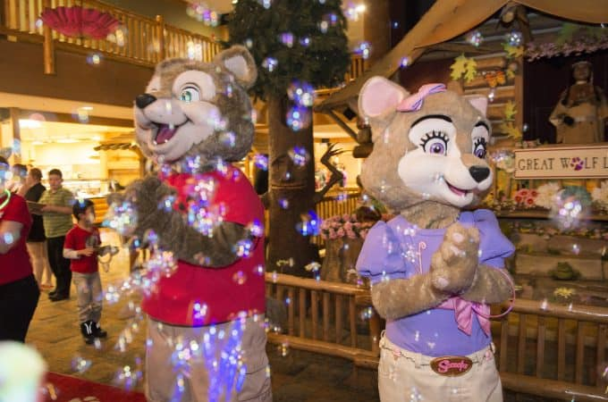 Spring-A-Palooza is BACK at Great Wolf Lodge!