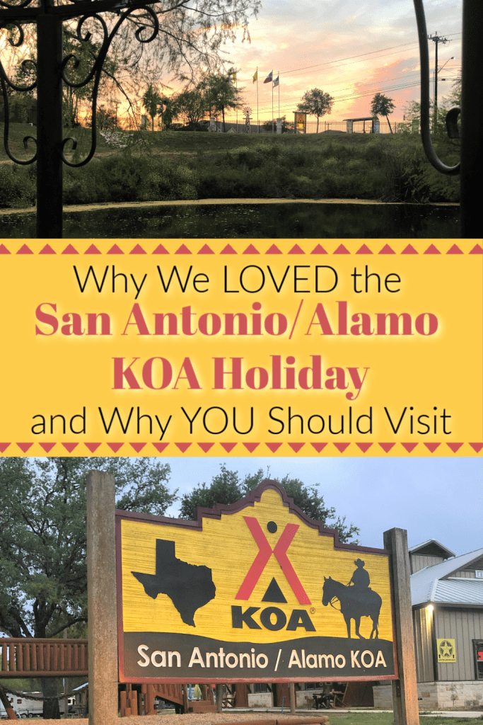 San Antonio/Alamo KOA Holiday Review, KOA Texas, Where to stay in San Antonio, Best Campgrounds in Texas, Family Friendly camping in Texas