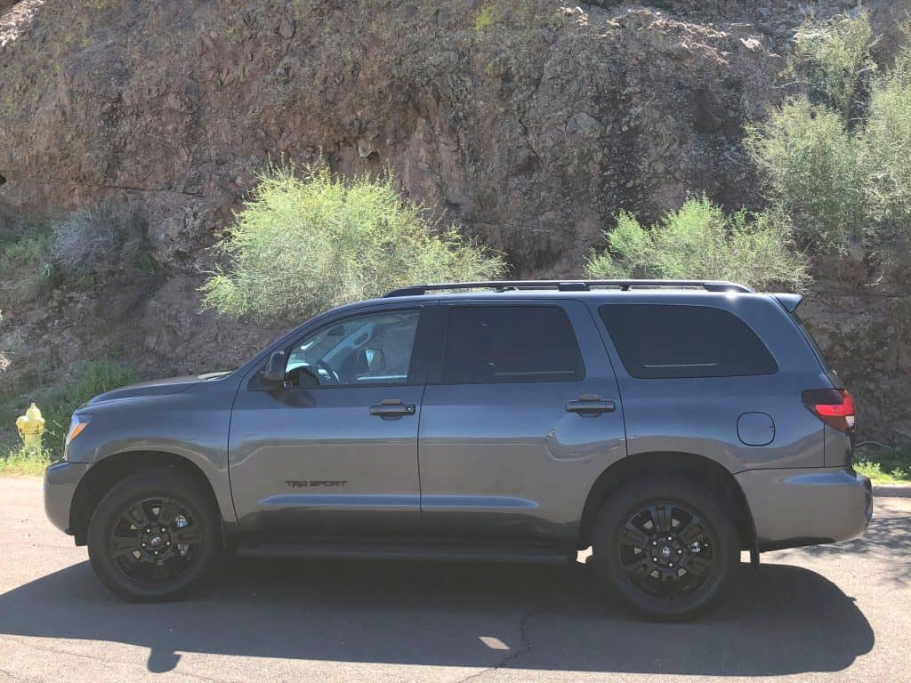2019 Toyota Sequoia TRD, 2019 Toyota Sequoia Review, Specs on the 2019 Toyota Sequoia