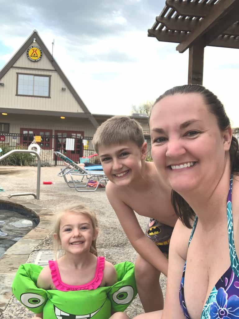 San Antonio/Alamo KOA Holiday Review