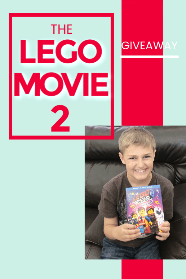 The lego movie 2 giveaway, lego movie 2 review, why to buy the lego movie 2, lego movie 2 bonus features