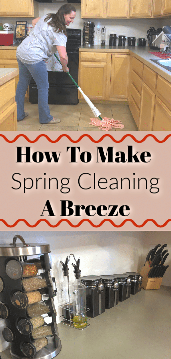 Spring Cleaning Tips, Spring Cleaning Printable, Free Spring Cleaning Checklist
