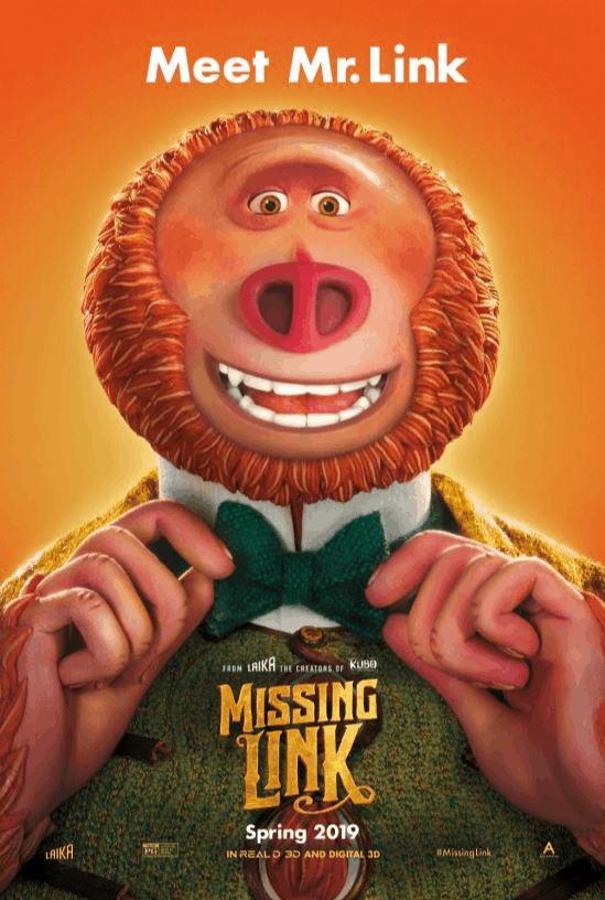 Missing Link NO SPOILERS movie review