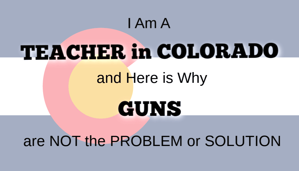 Colorado School Teacher and School Shootings