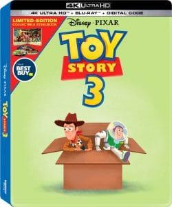 Toy Story 3 Steelbook