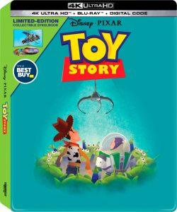 Toy Story 1 Steelbook