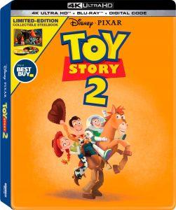 Toy Story 2 Steelbook