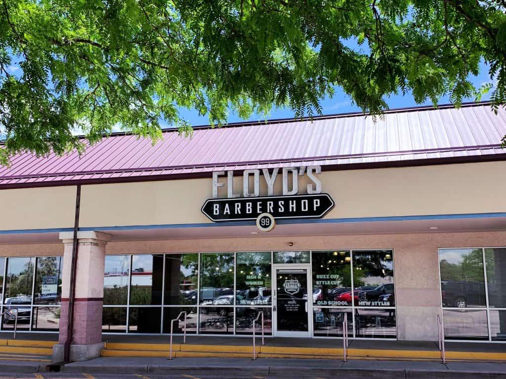 My Experience at Floyd's 99 barbershop