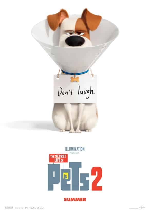 Everything parents need to know about The Secret Life of Pets 2