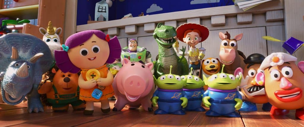 3 things we loved about toy story 4
