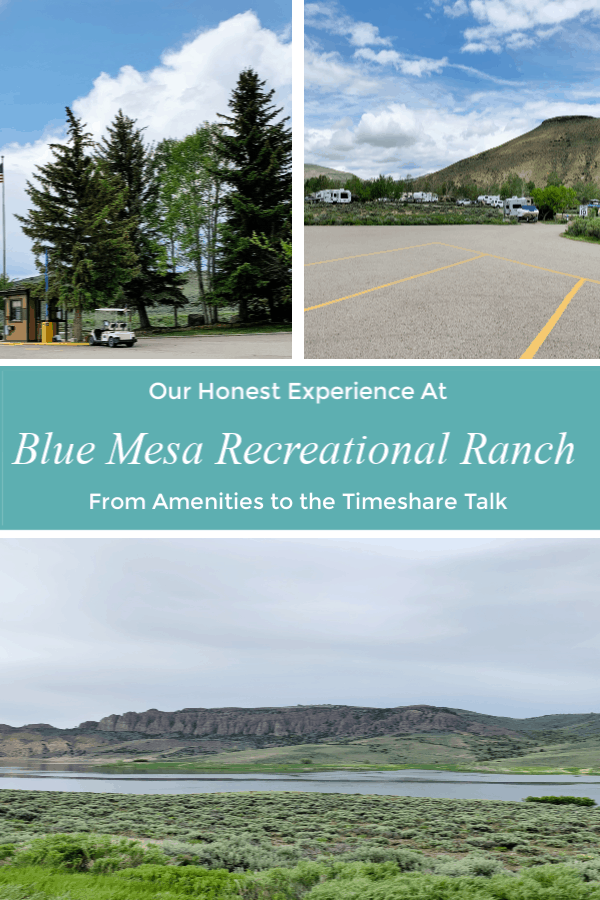 Our Experience at Blue Mesa Recreational Ranch